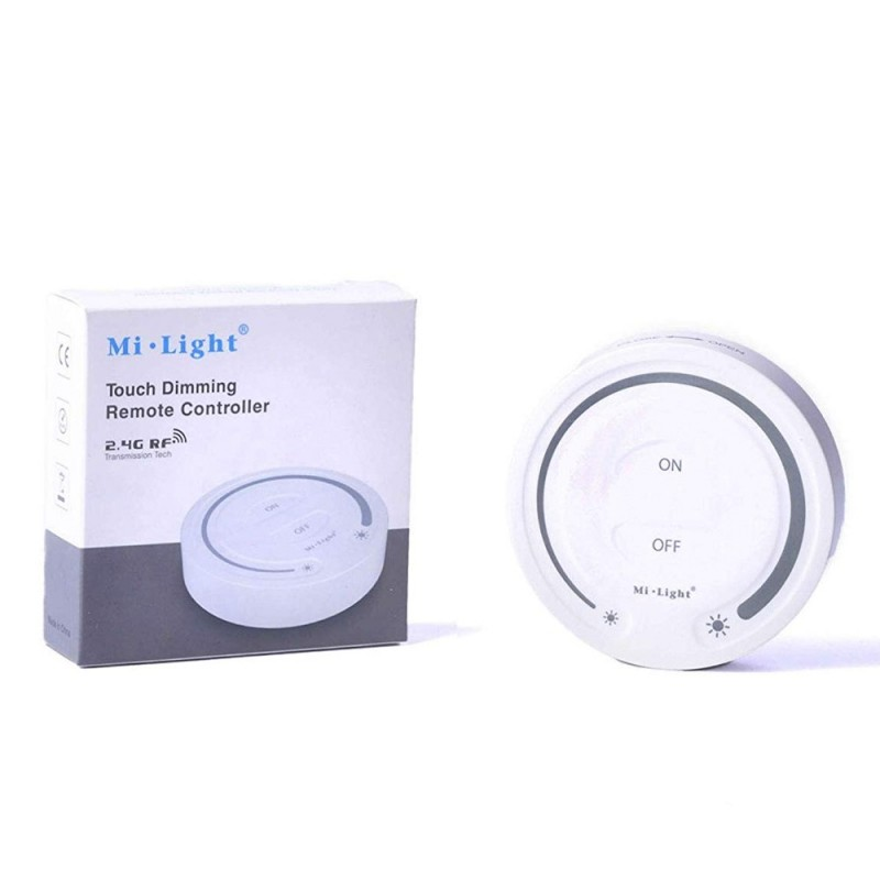 Mi-Light Wireless Round Full Touch Dimming Remote Controller