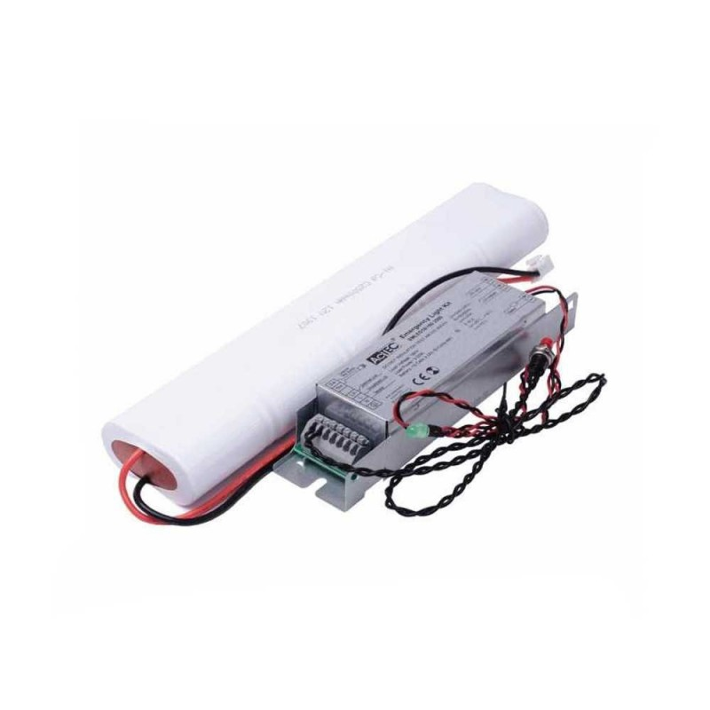 ACTEC Emergency Driver EMLED10/160 2500 with NI-CD Battery