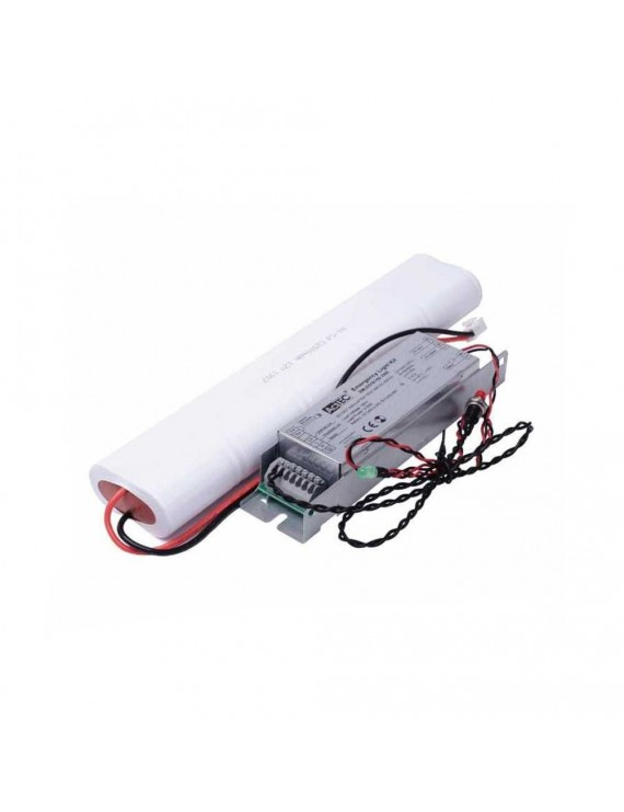 ACTEC Driver Emergenza EMLED10/160 2500 con Batteria NI-CD