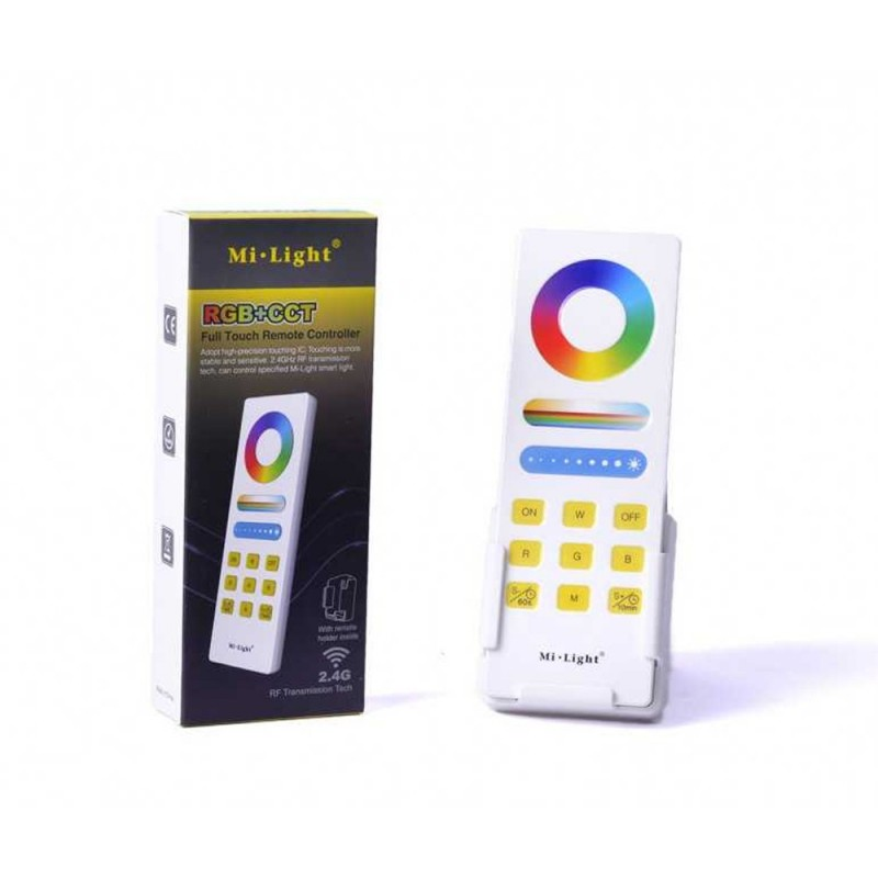 Mi-Light RGB+CCT Full Touch Remote Controller Adjustable