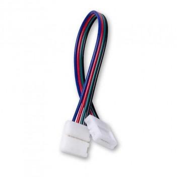 5x Cavo Connettore per Collegare 2 Strisce Led RGB 5050 con PCB