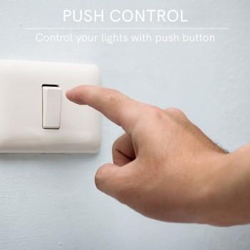 Controlador Triac Smart Dimmer WiFi con Función Push