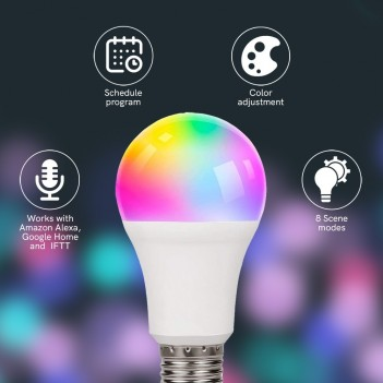 Led Lightbulb 11W 1050lm...