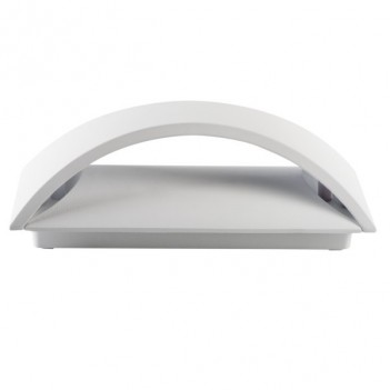 Applique da Muro 8W 375lm 4000K 220V IP54 – BISO Bianco