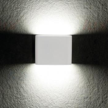 Applique da Muro 8W 350lm 4000K 220V IP54 – GARTO Bianco