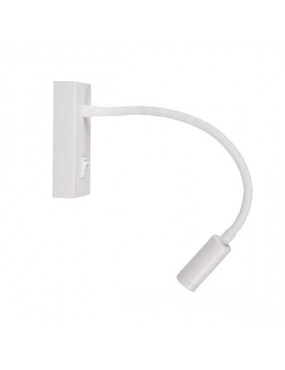 Applique da Muro 2,7W 100lm 3000K 220V IP20 – TONIL Bianco