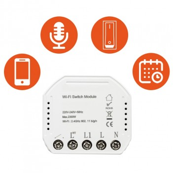 Smart WiFi Controller On /...