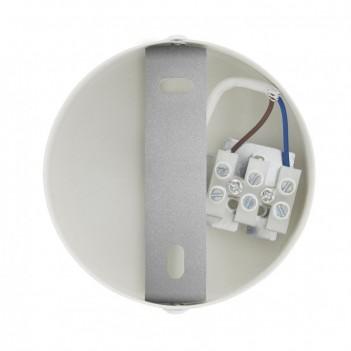 Lampada da Sospensione TERMI con Attacco E27 – Bianco