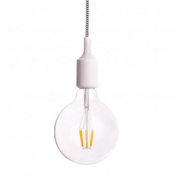 Lampada da Sospensione RUBIK con Attacco E27 – Nero