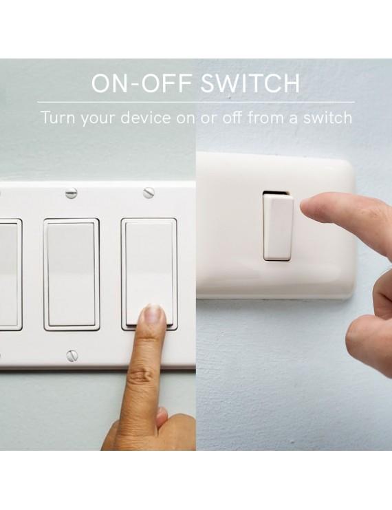 KiWi - Dual Switch WiFi – Interruttore On / Off per 2