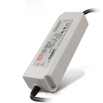 Alimentatore da Esterno 150W per Strip Led 12V Meanwell