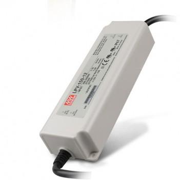 Fuente de alimentación para exteriores 150W para tira de LED de