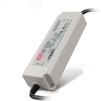 Alimentatore da Esterno 150W per Strip Led 24V Meanwell