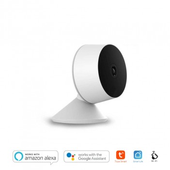Telecamera HD Fisso Mini – Smart WiFi compatibile con Alexa