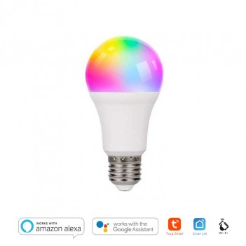 Led Lightbulb 11W 1050lm WiFi RGB+CCT