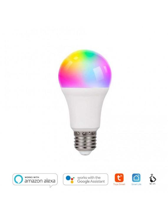 Lampadina Led A70 E27 11W 1050lm RGB+CCT – Smart WiFi