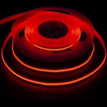 COB Led Strip 75W red 24V...