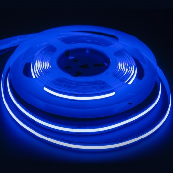 COB Led Strip 75W Blue 24V...