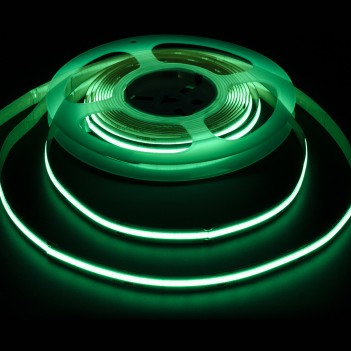 COB Led Strip 75W Green 24V...