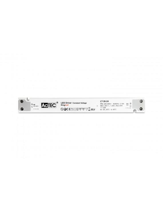 Actec Power Supply LT 30W 24V - Linear Design LT-30-24