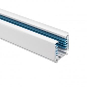 Binario Trifase Bianco per Faretto Tracklamp