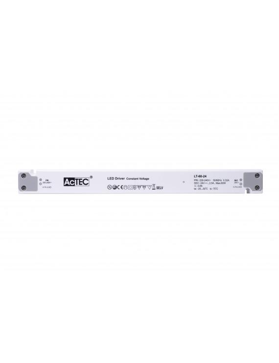 Actec Power Supply LT 60W 12V - Linear Design LT-60-12