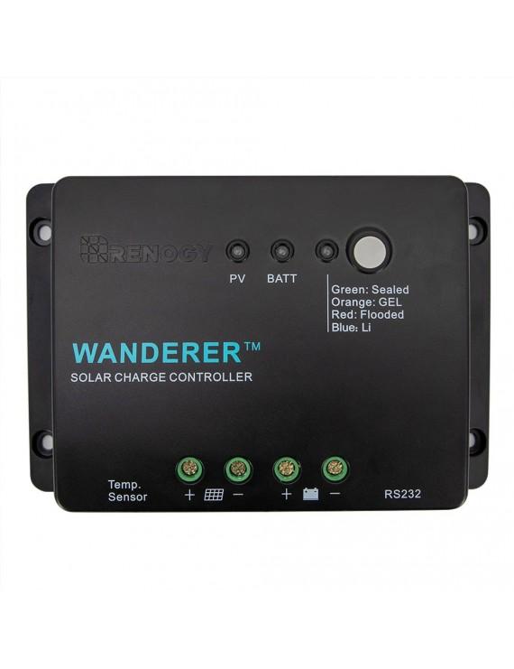 RENOGY CONTROLLER DI CARICA SOLARE PWM 30A 12V / 24V WANDERER