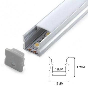 Profilés Encastrables en Aluminium 6063 LED Modèle CC-32 GRAND