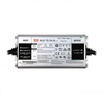 MeanWell Power Supply 150W 24V IP67 XLG-150-24A