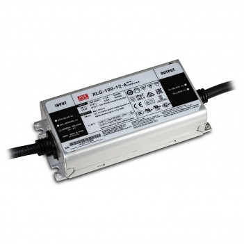 MeanWell Power Supply 100W 12V IP67 XLG-100-12A