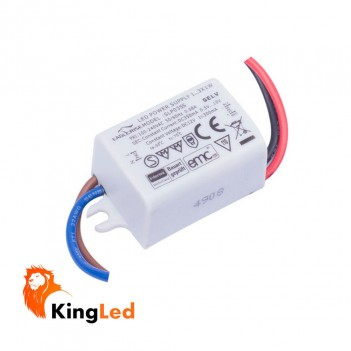 Led Power Supply IP65 3W 0.5-4V 700MA Constant Current Eaglerise