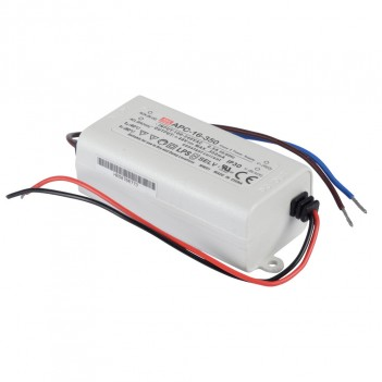 Meanwell Led Power Supply APC-16-350 16W Constant Current 350MA
