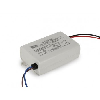 Meanwell Led Power Supply APC-35-500 35W Constant Current 500MA