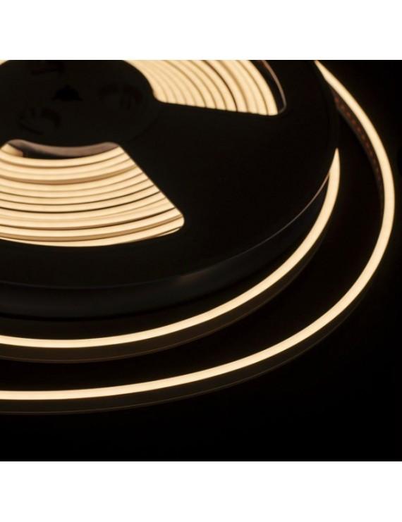 Neon Led Flessibile 10mt 100W 2600 Lumen 2700K 24V IP65 -